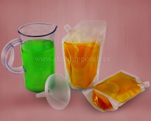 Cooking Oil packaging