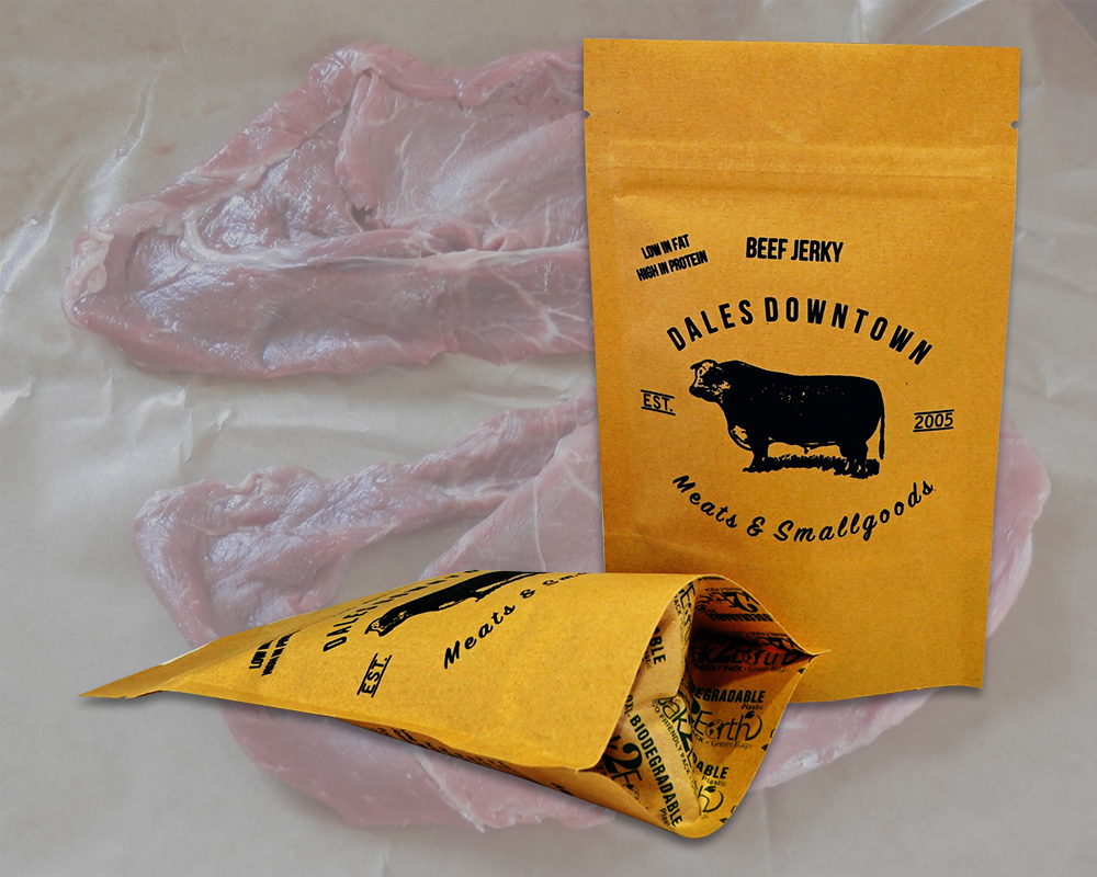 Dales Downtown Meat Packaging