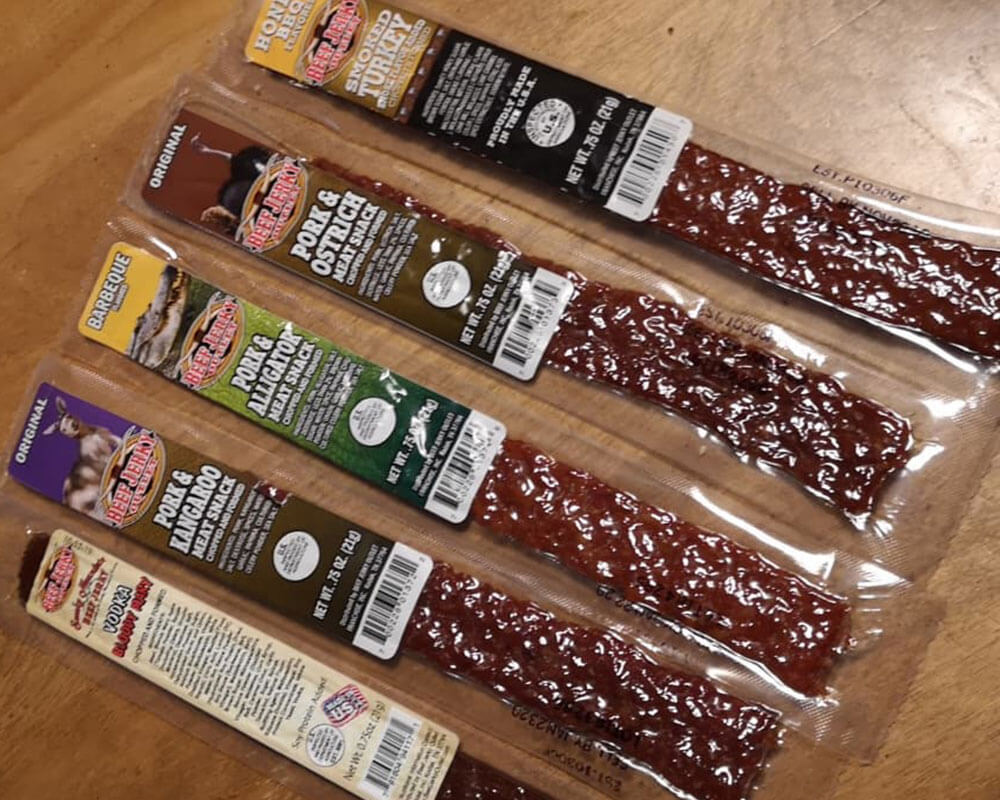 CUSTOM JERKY PACKAGING