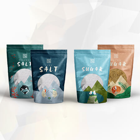SALT PACKAGING