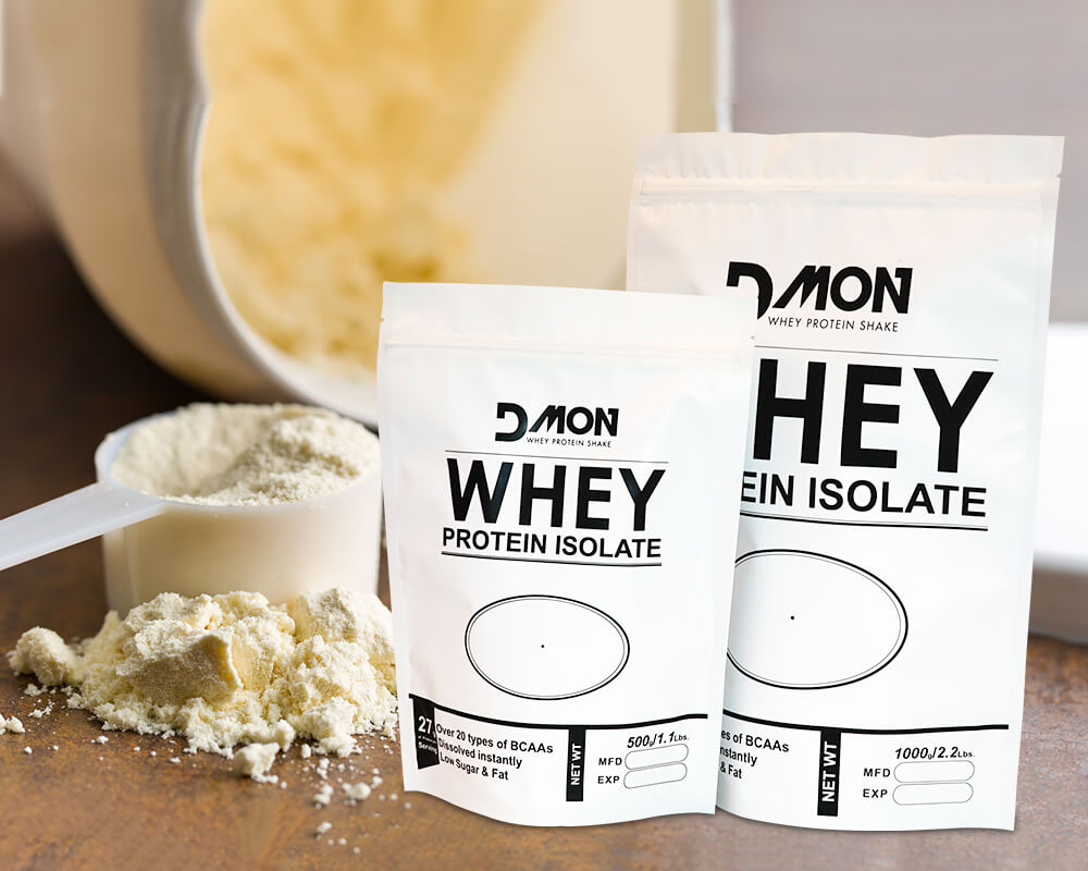 PROTEIN / SUPPLEMENT PACKAGING